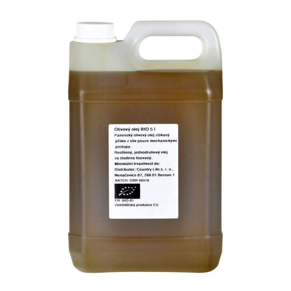 Olej olivový 5l BIO
