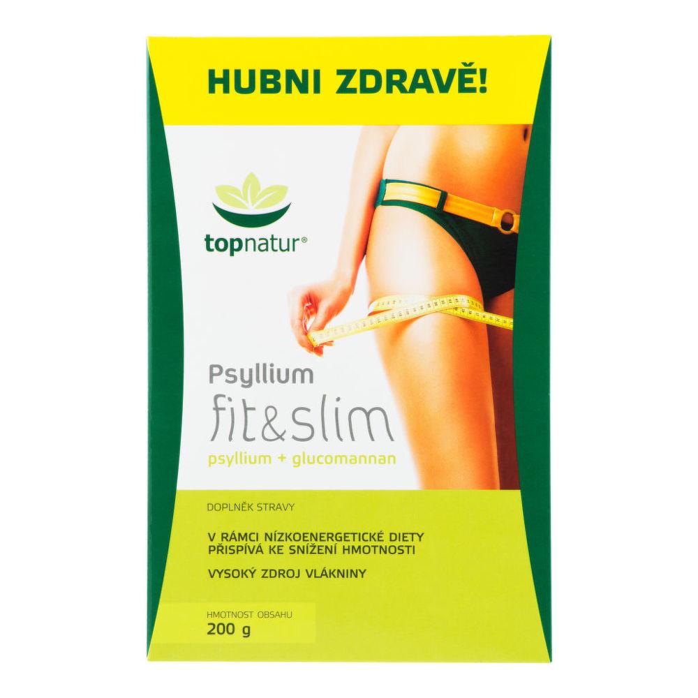 Psyllium fit & slim 200 g    TOPNATUR