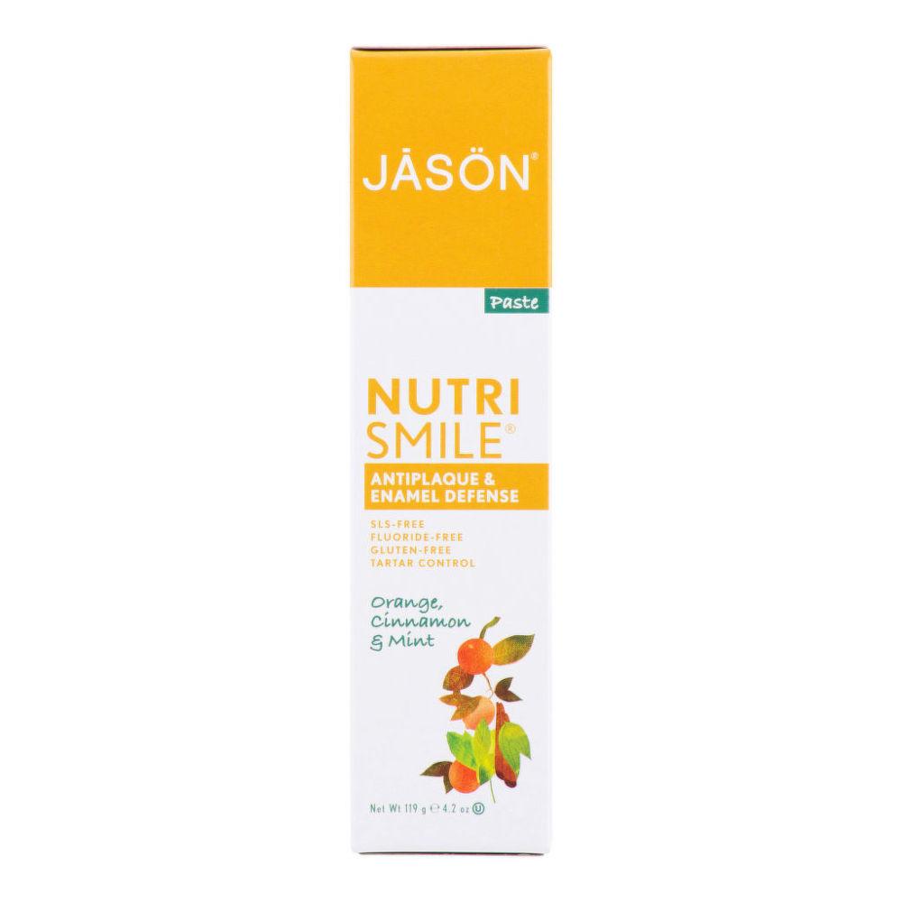 Zubní pasta Nutrismile 119 g   JASON