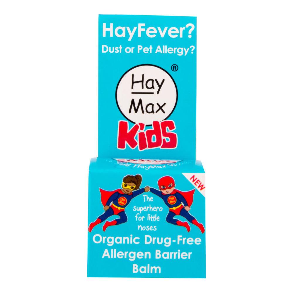 HayMax KIDS přírodní prostředek na alergii pro děti 5 ml BIO HayMax