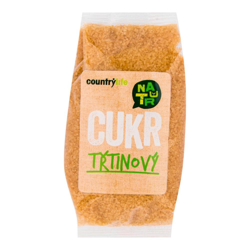 Cukr třtinový 500 g COUNTRY LIFE