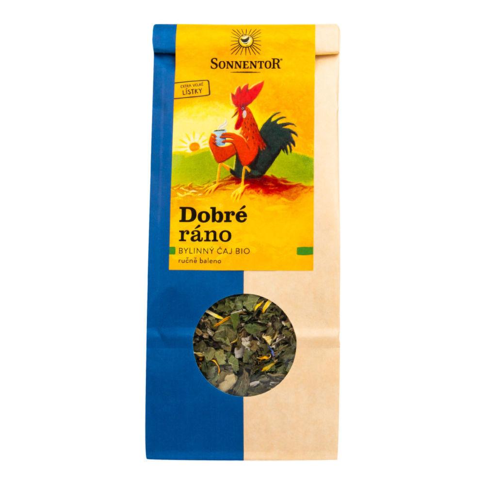 Čaj Dobré ráno sypaný 50 g BIO SONNENTOR