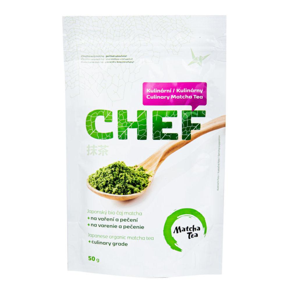 Matcha Tea Chef 50 g BIO MATCHA TEA