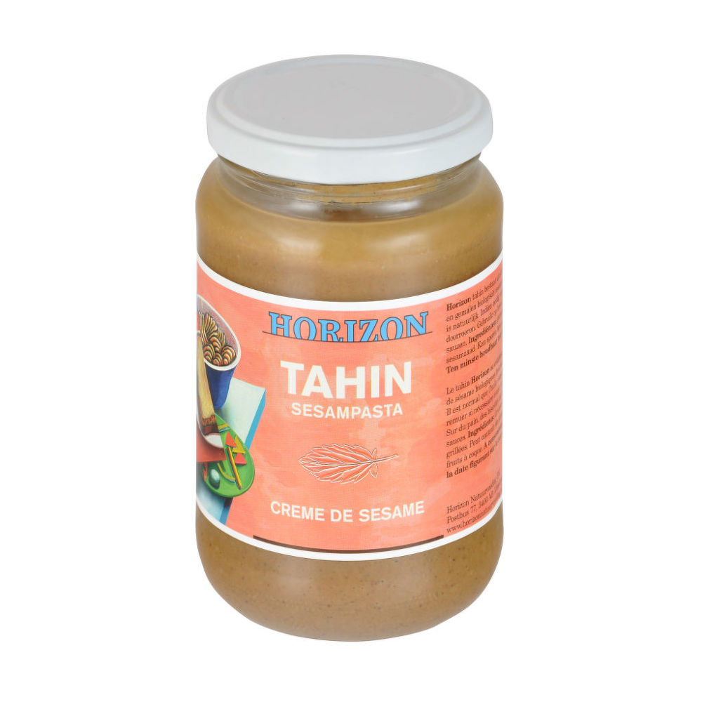 Tahini bez soli 350 g BIO HORIZON