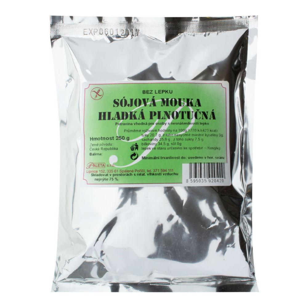Mouka sójová hladká bezlepková 250 g PALETA
