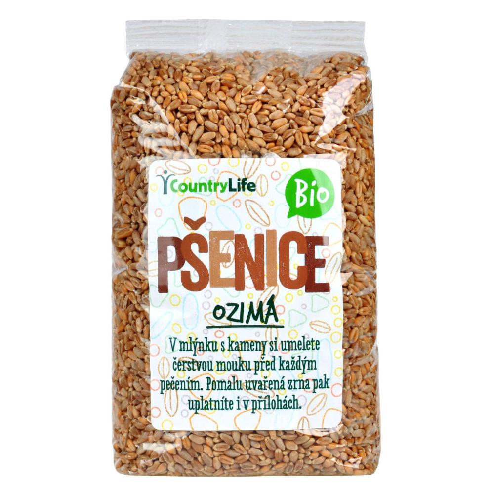 Pšenice ozimá 1kg BIO  COUNTRYLIFE