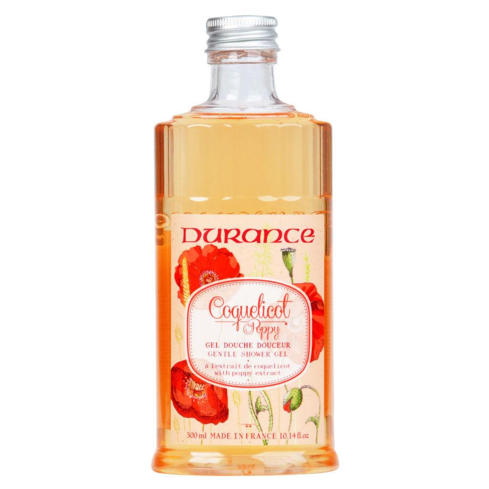 Gel sprchový coquelicot 300 ml   DURANCE