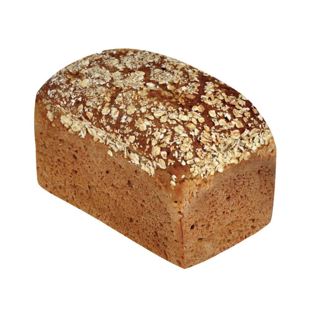 Kváskový chléb žitný celozrnný 500g BIO CL