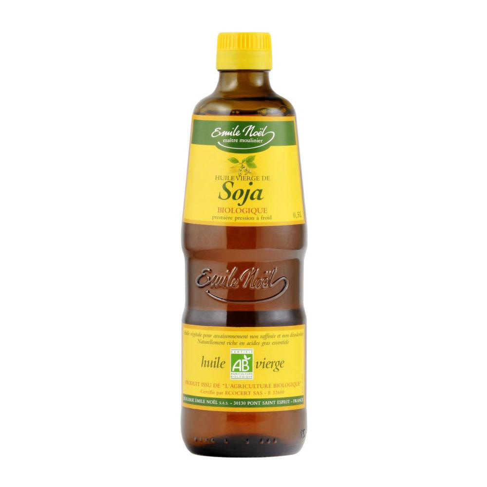 Olej sójový 500 ml BIO EMILE NOËL