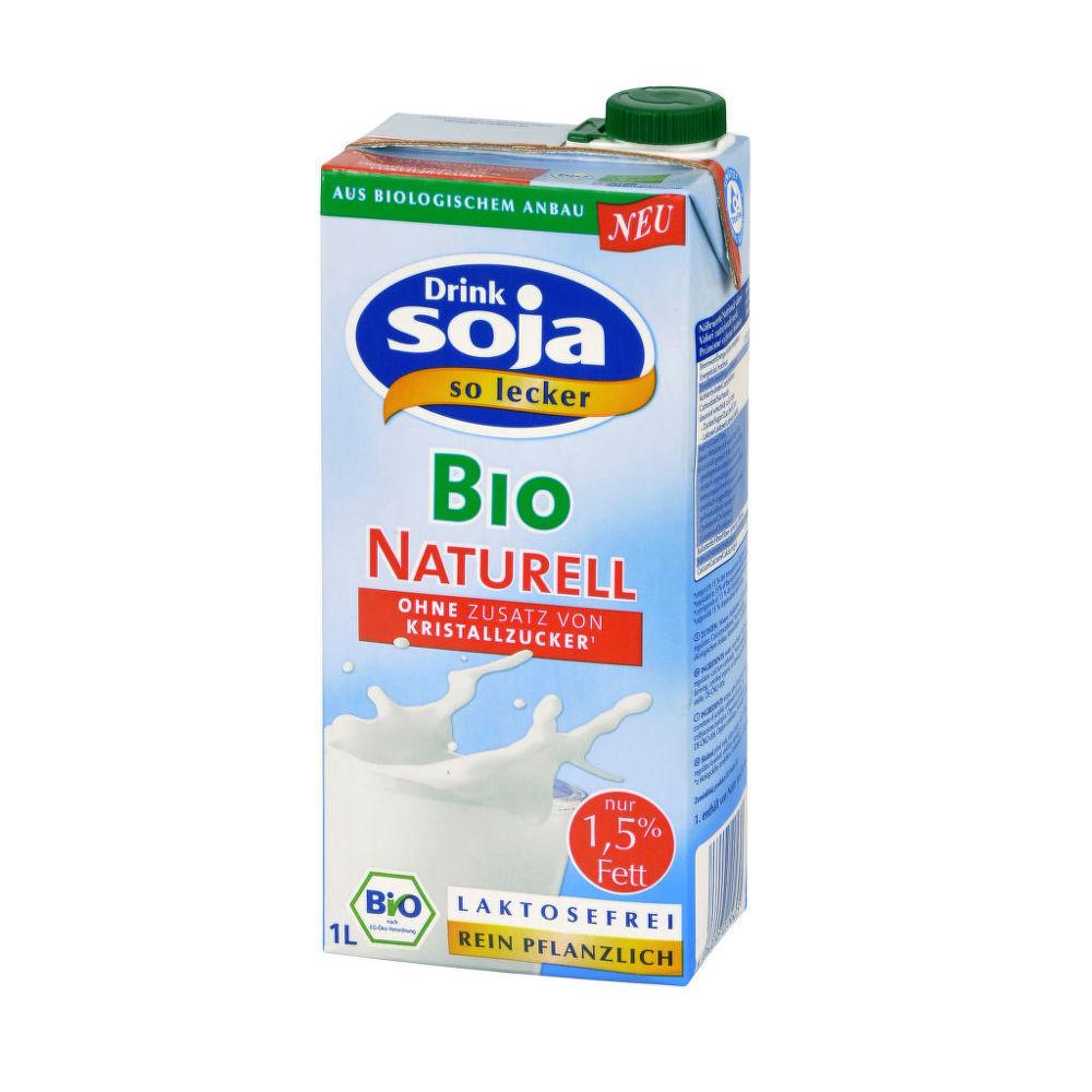 Nápoj sójový 1l BIO   SOJAFOOD