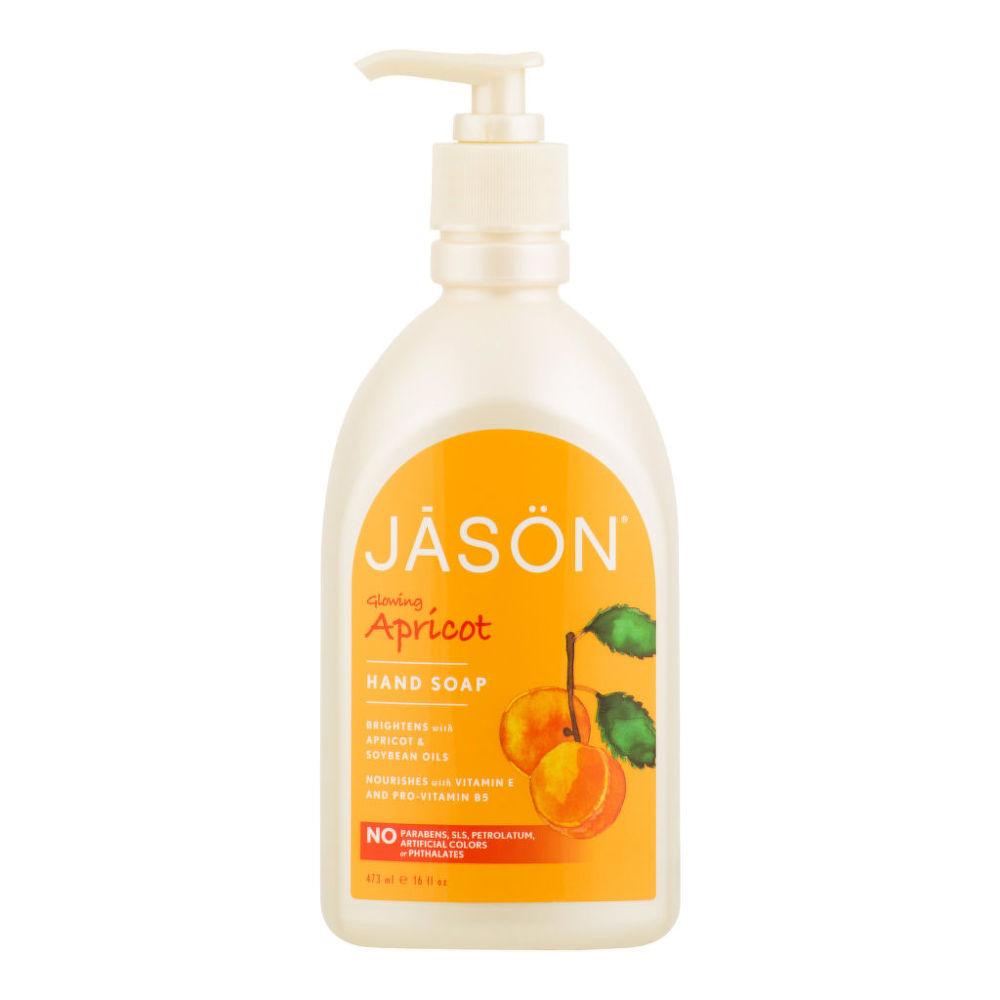 Mýdlo tekuté meruňka 473 ml JASON