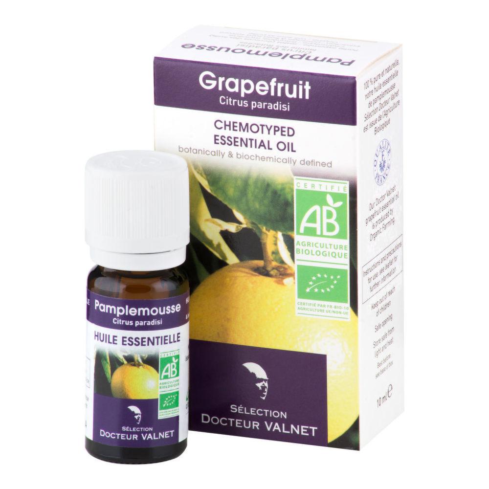 Éterický olej grapefruit 10 ml BIO   COSBIONAT
