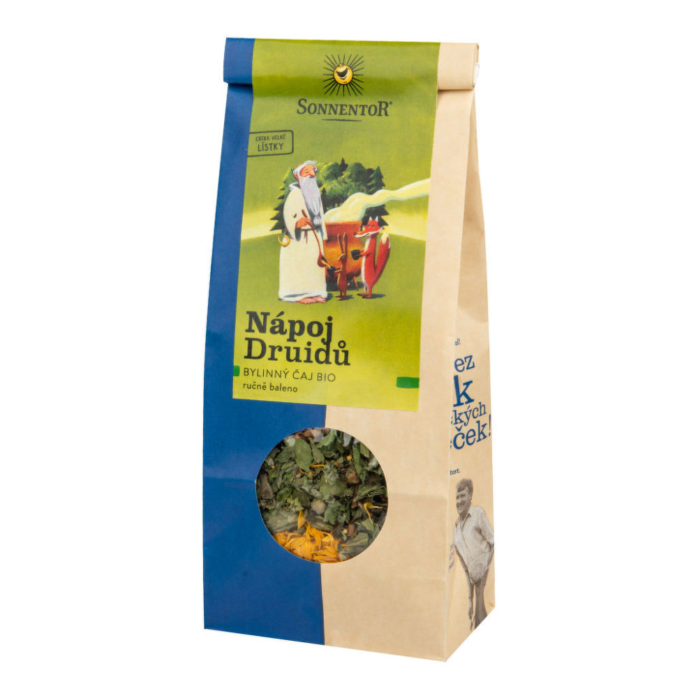 Čaj Nápoj Druidů sypaný 50 g BIO SONNENTOR