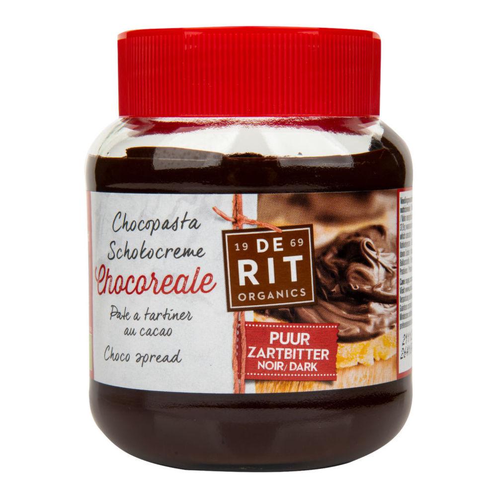 Pomazánka čokoládová hořká 350 g BIO DE RIT