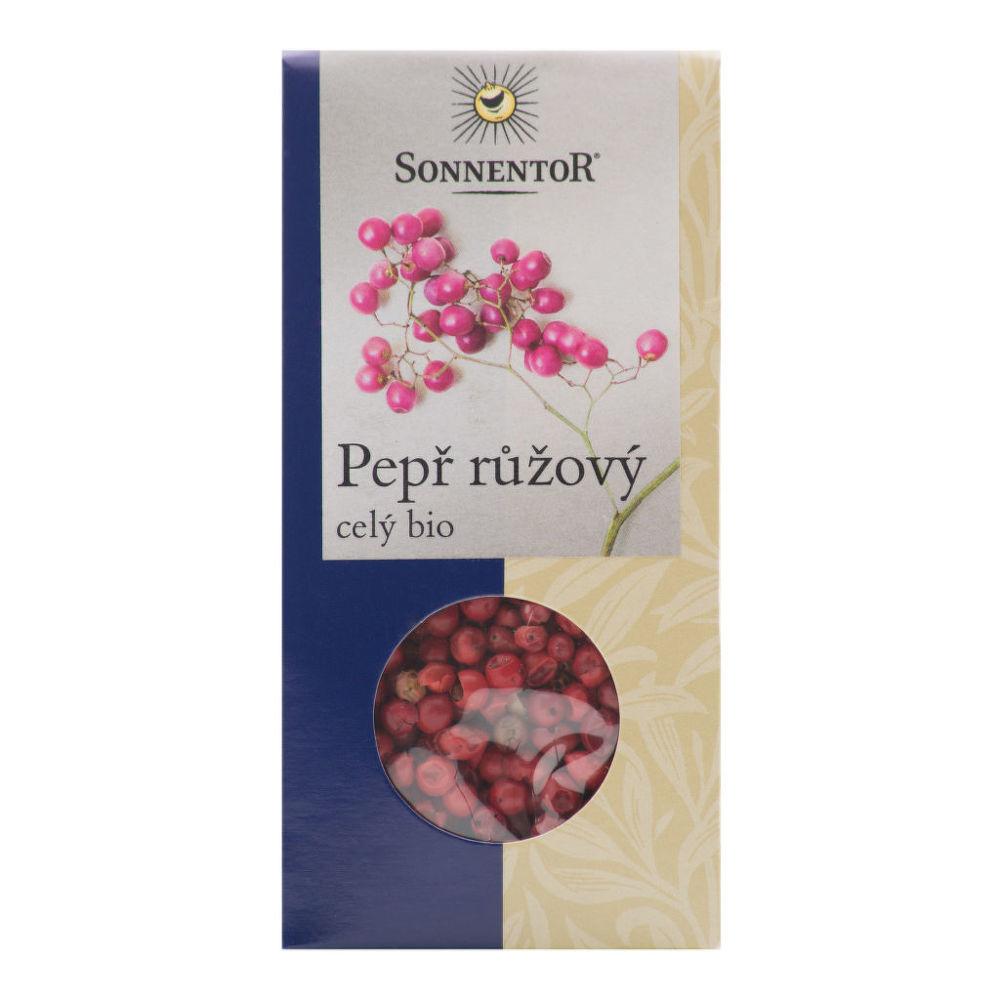 Pepř růžový celý 20g BIO   SONNENTOR