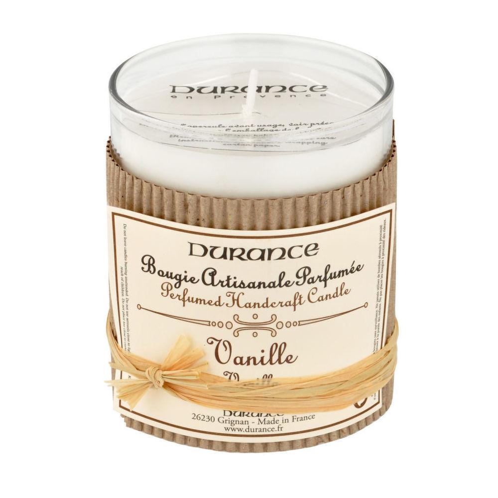 Svíčka vonná vanilka 180 g   DURANCE