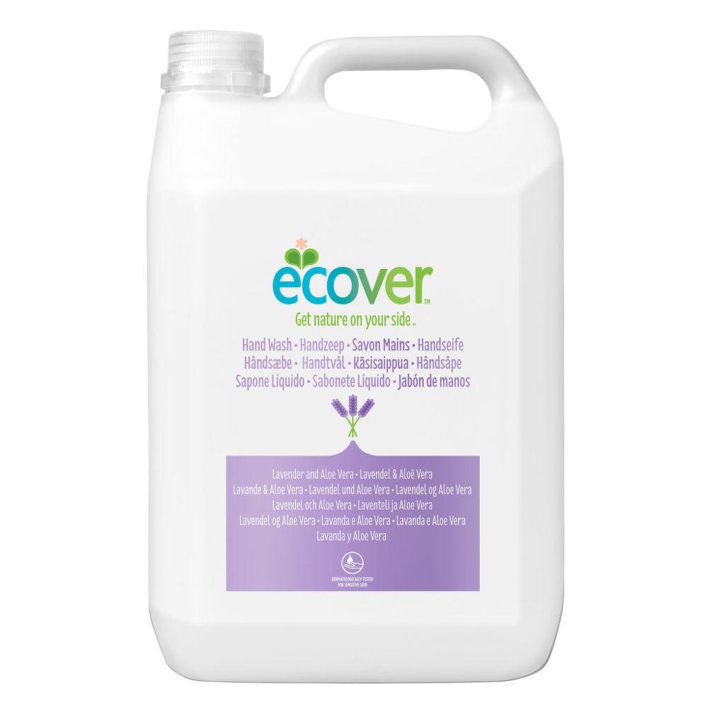 ECOVER tekuté mýdlo s levandulí a aloe 5 l