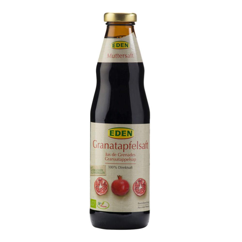 Šťáva granátové jablko 750 ml BIO EDEN