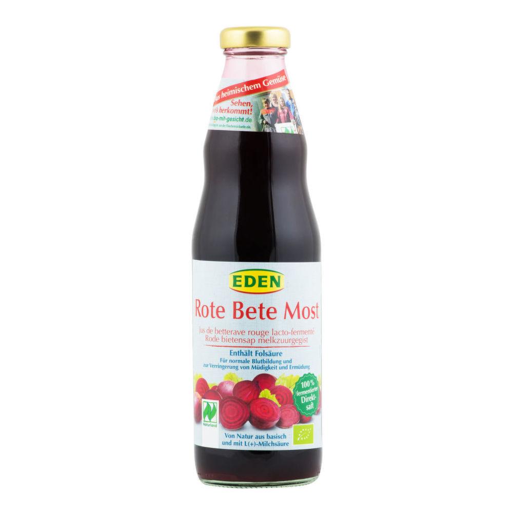 Šťáva červená řepa 750 ml BIO EDEN