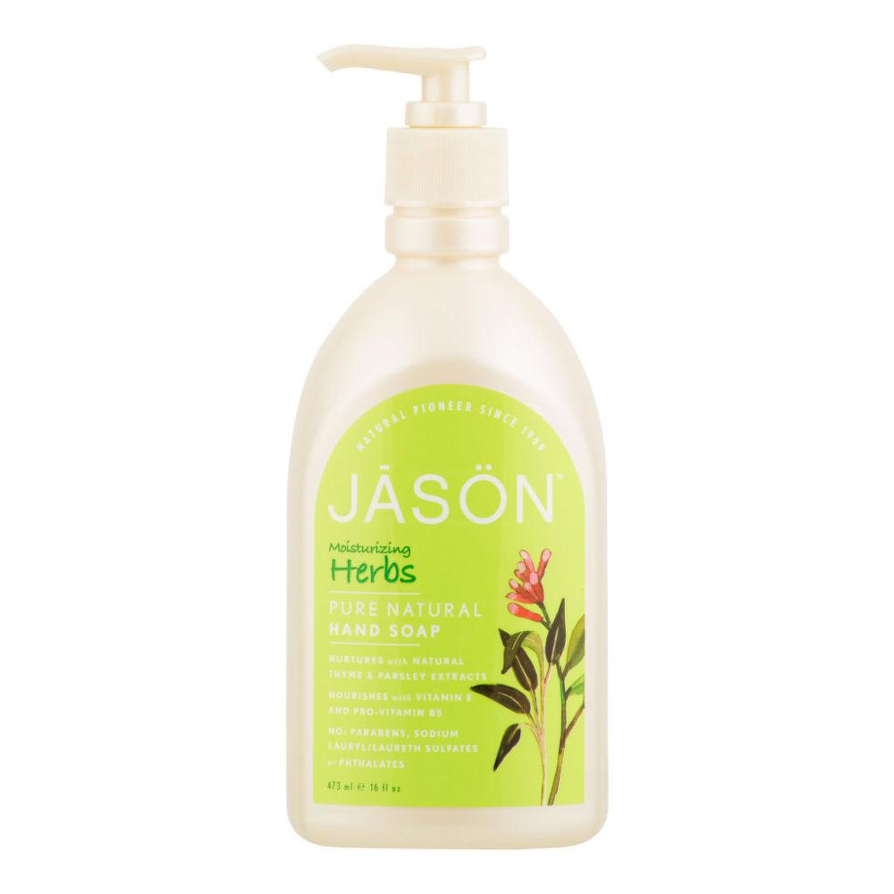 Mýdlo tekuté byliny 473 ml   JASON