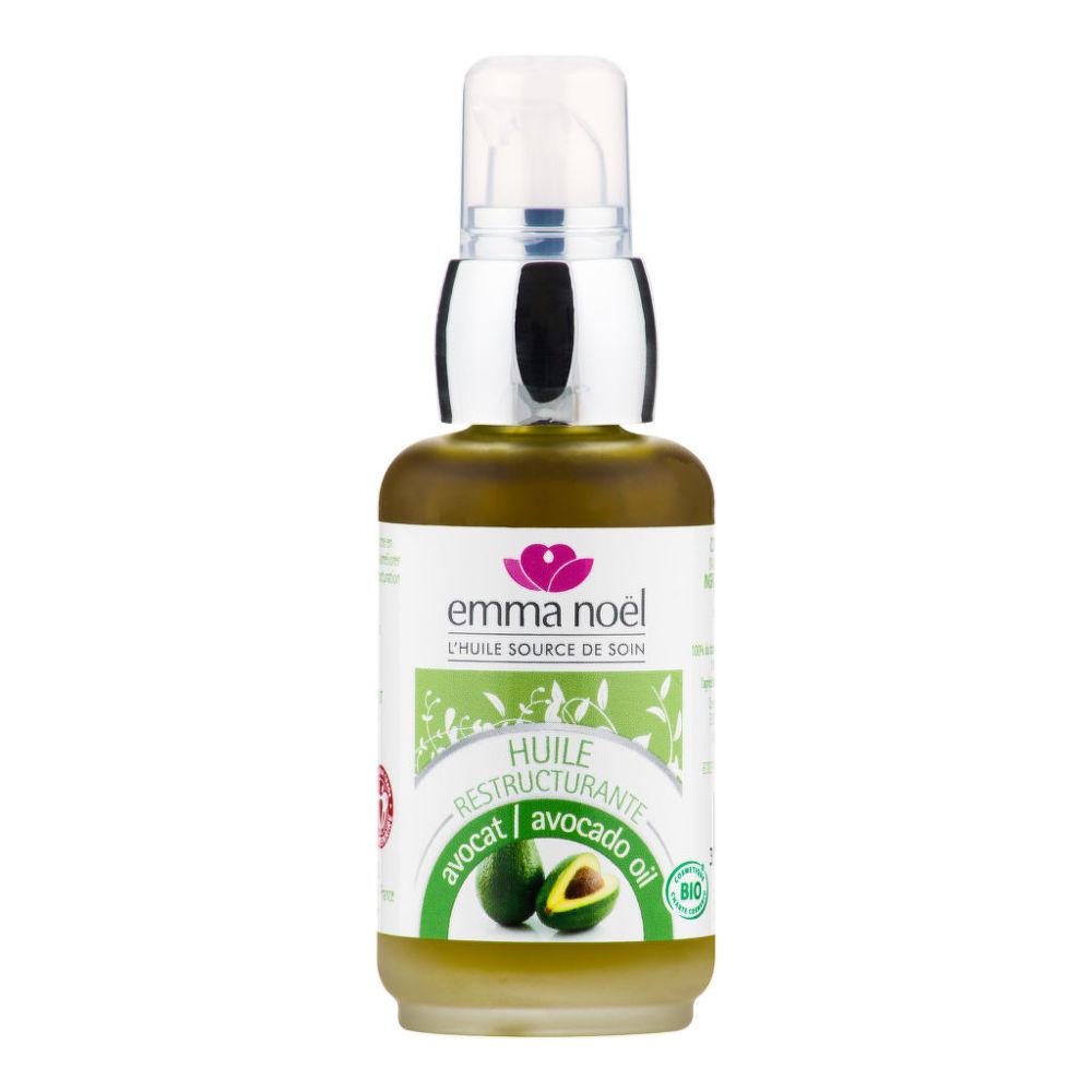 Olej pleťový avokádo 50 ml BIO   EMMA NOËL