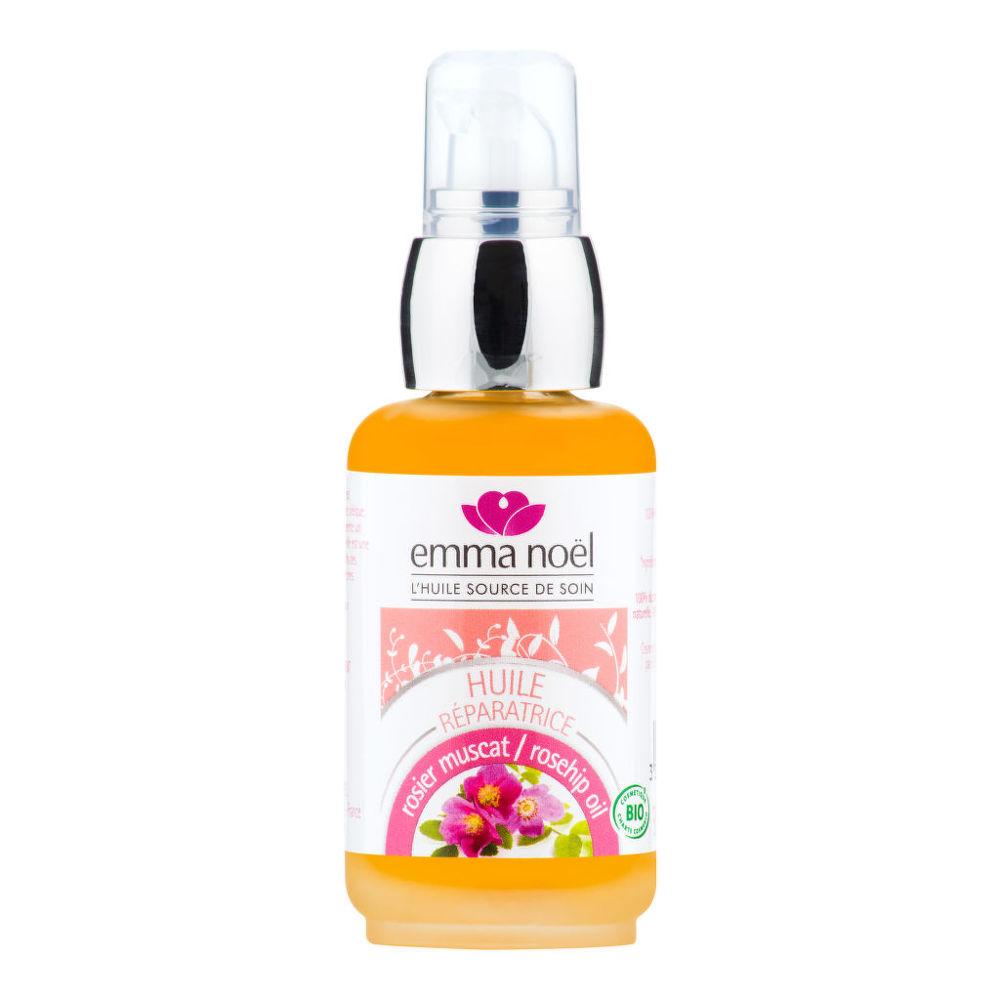 Olej pleťový růže vinná 50 ml BIO EMMA NOËL