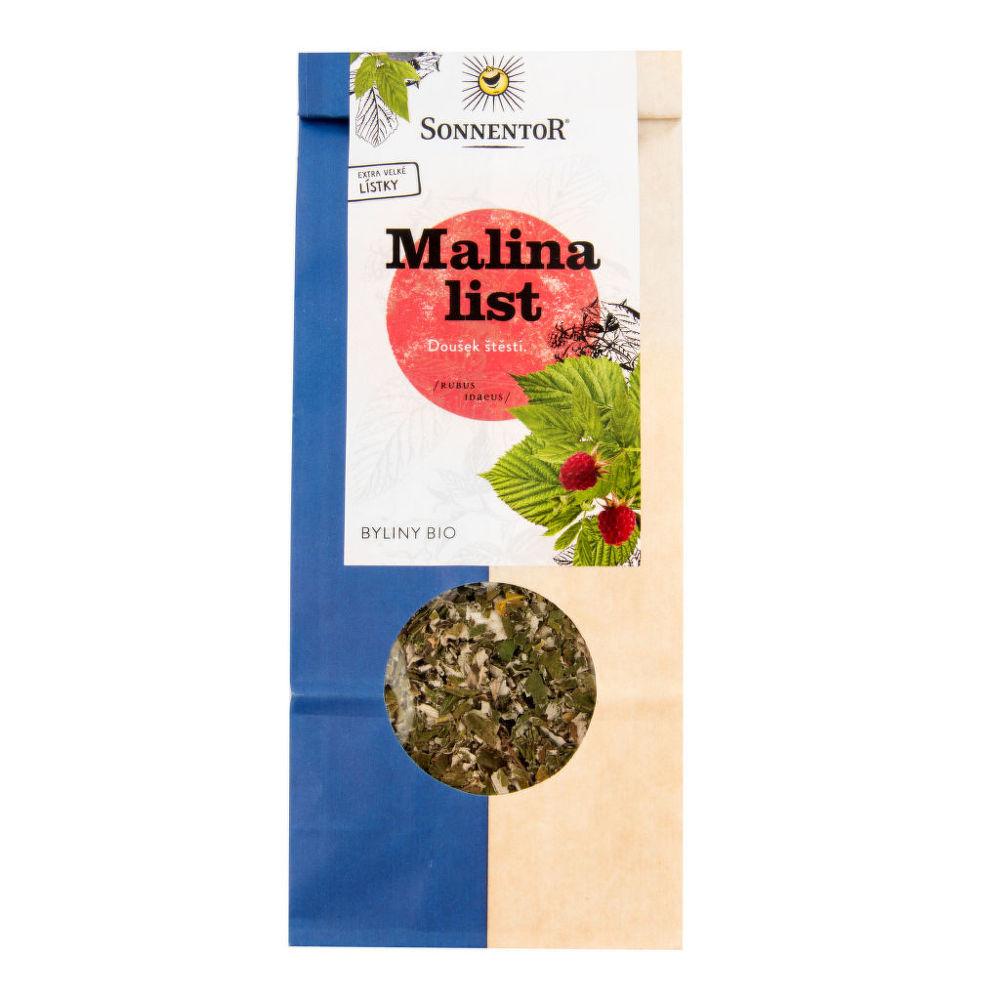 Čaj Malina sypaný 50 g BIO SONNENTOR