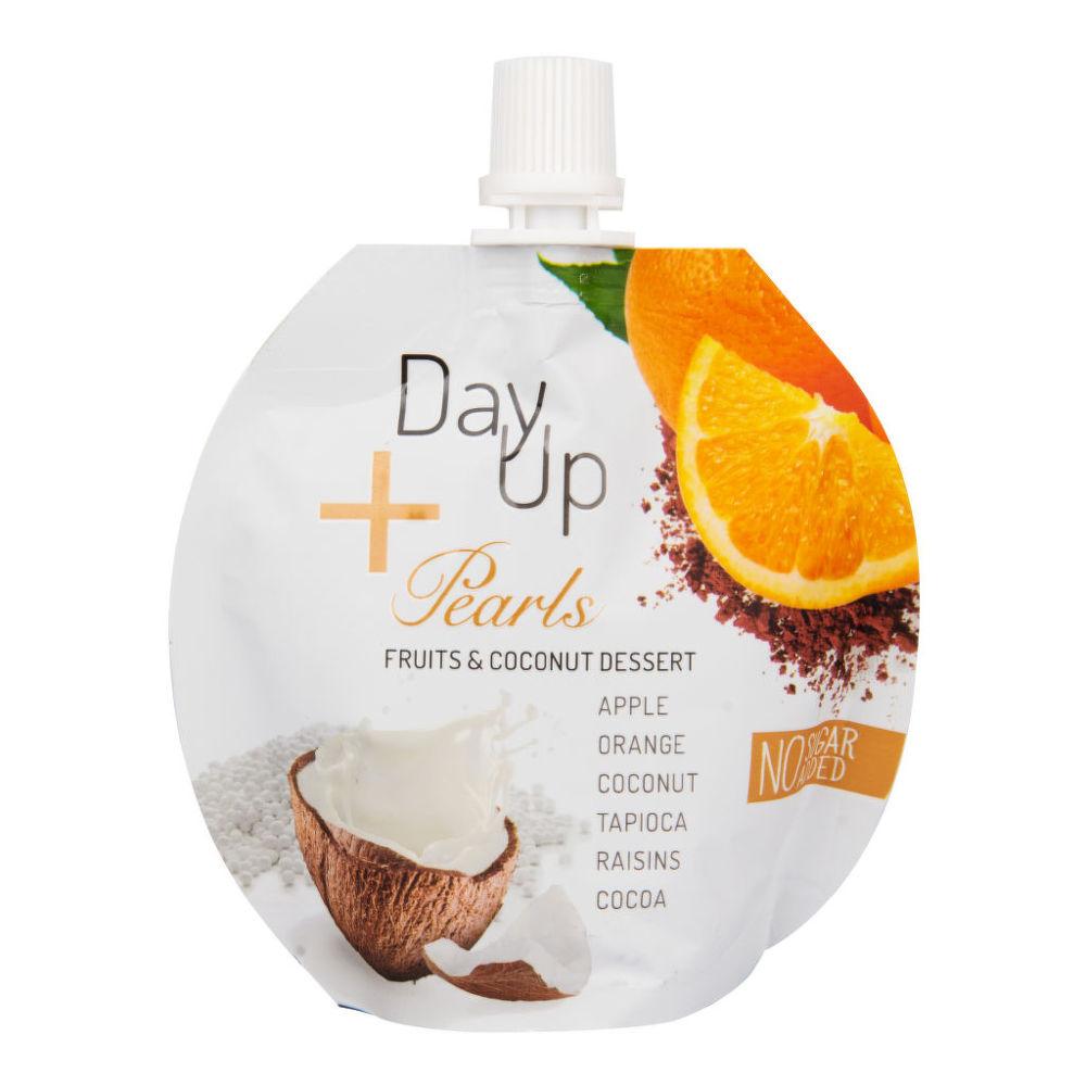 DAY UP Dezert ovocný s kokosem, pomerančem a tapiokou 100 g