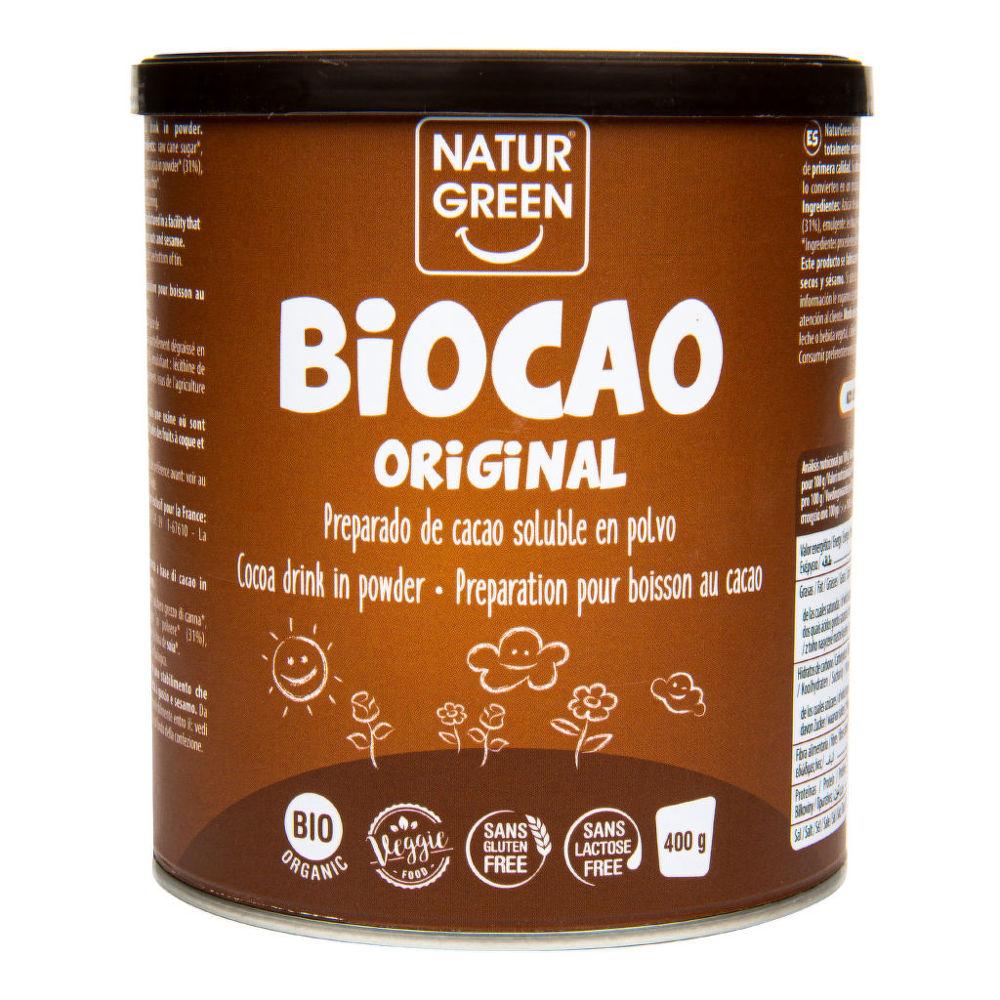 Kakao instantní 400 g BIO NATURGREEN