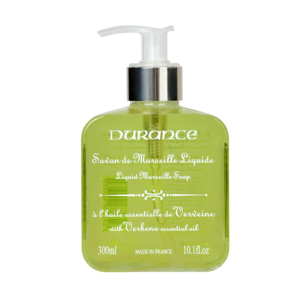 Mýdlo Marseille tekuté s éterickým olejem verbeny 300 ml DURANCE