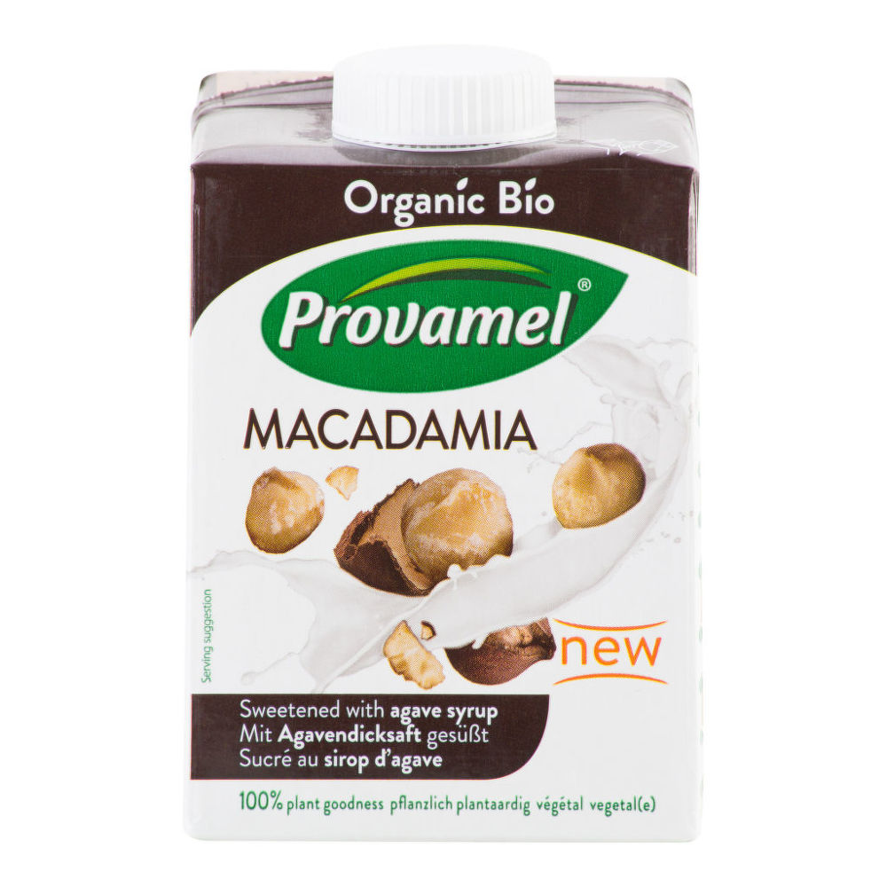 Nápoj z makadamových ořechů 500ml BIO   PROVAMEL