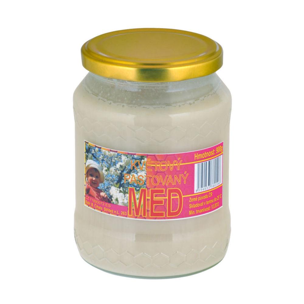 Med květový pastovaný 900 g ČÍHALA