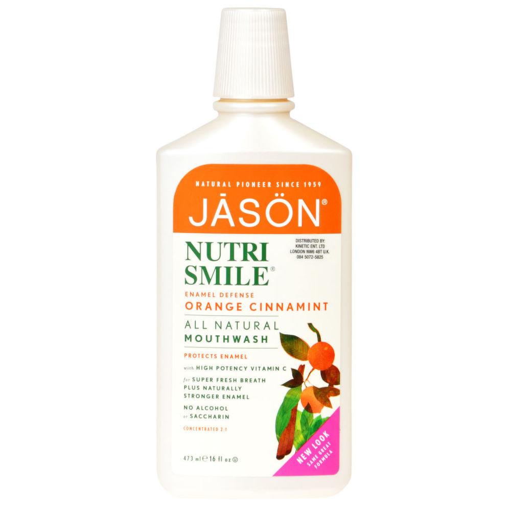 Voda ústní Nutrismile 473 ml JASON