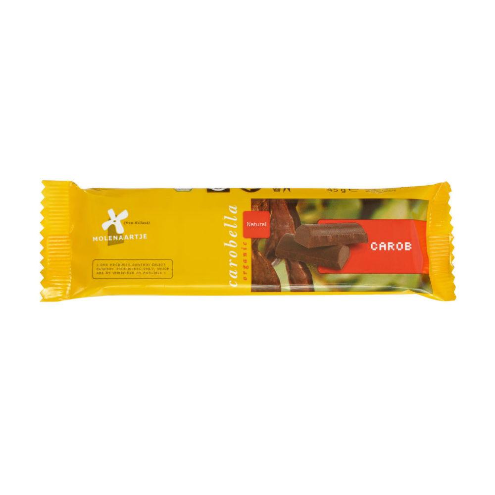 Carobella karobová pochoutka 45 g BIO MOLENAARTJE