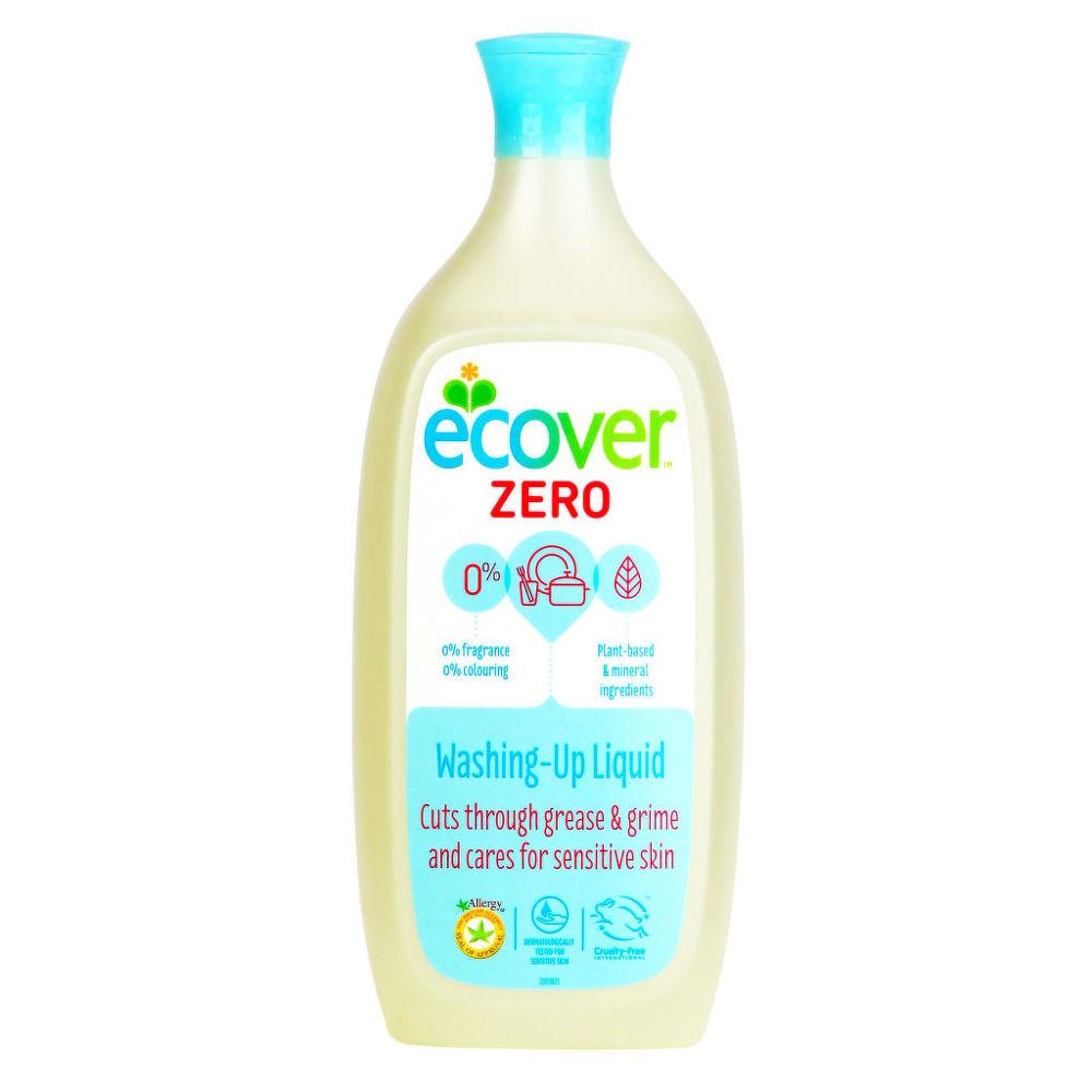 ECOVER ZERO přípravek na mytí nádobí 500 ml
