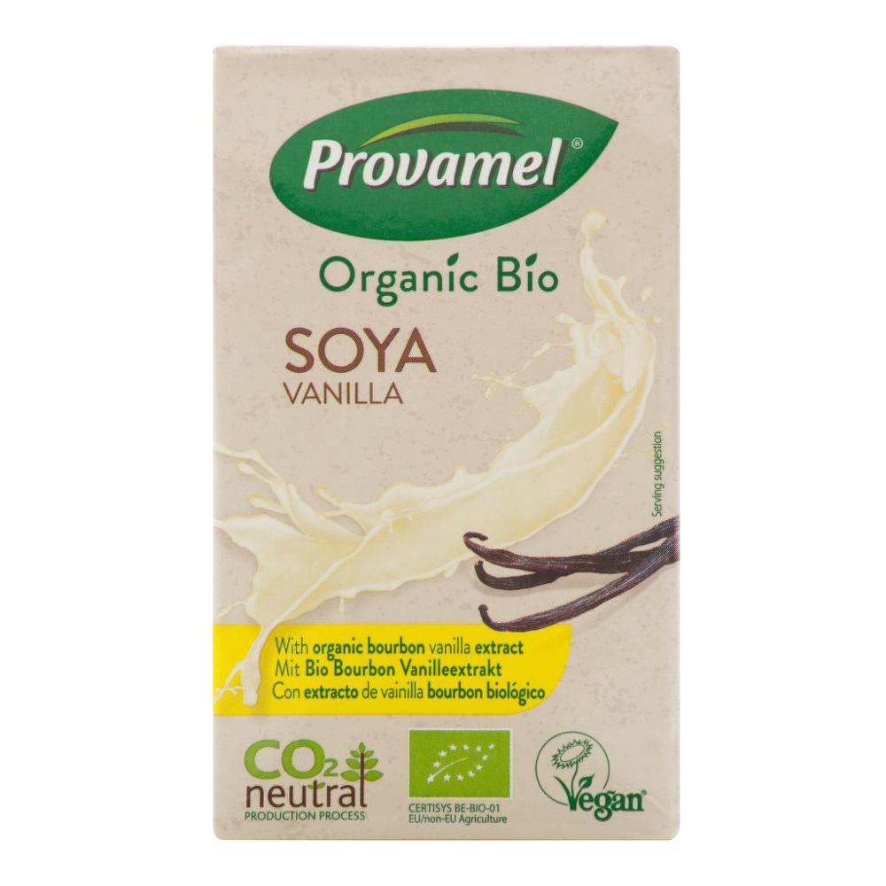 Nápoj sójový vanilkový 250ml BIO   PROVAMEL