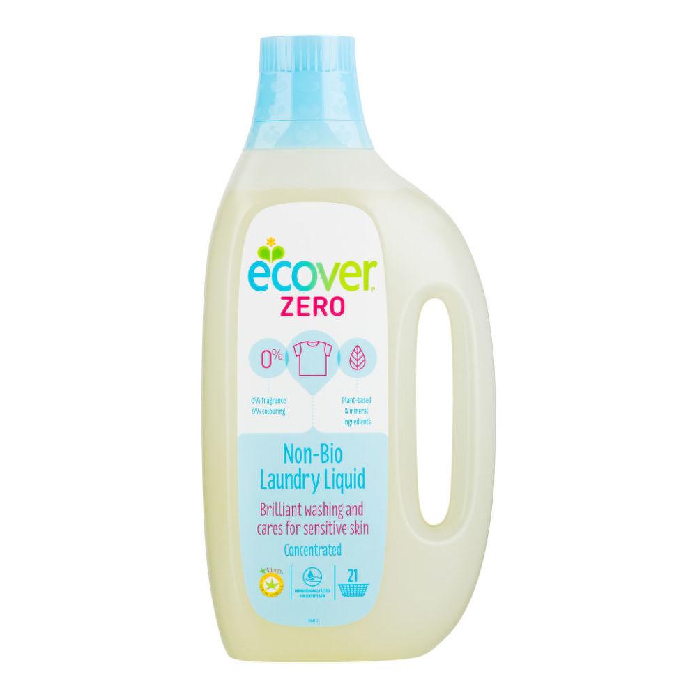 ECOVER ZERO tekutý prací prostředek 1,5 l