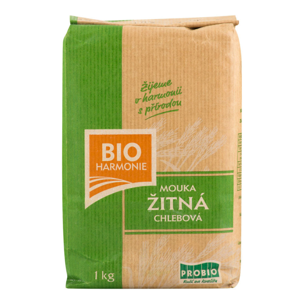 Mouka žitná chlebová 1 kg BIO PROBIO