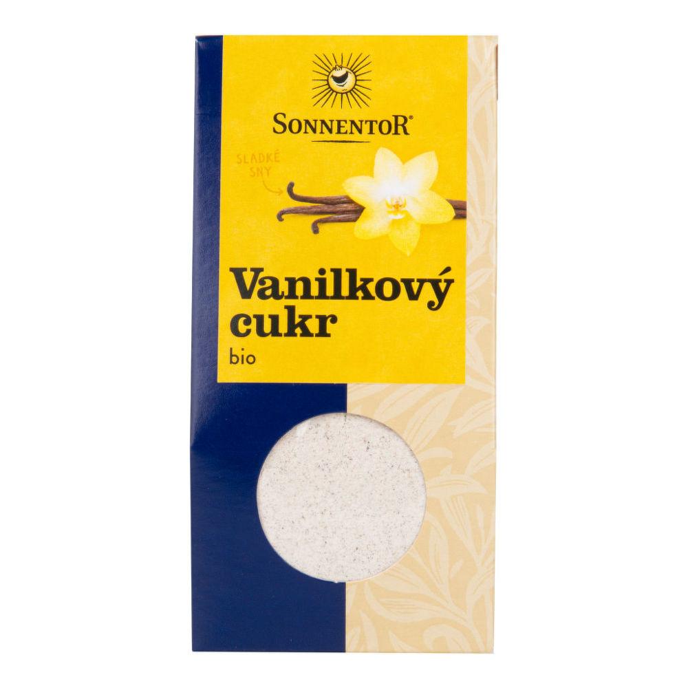 Sonnentor Vanilkový cukr 50 g