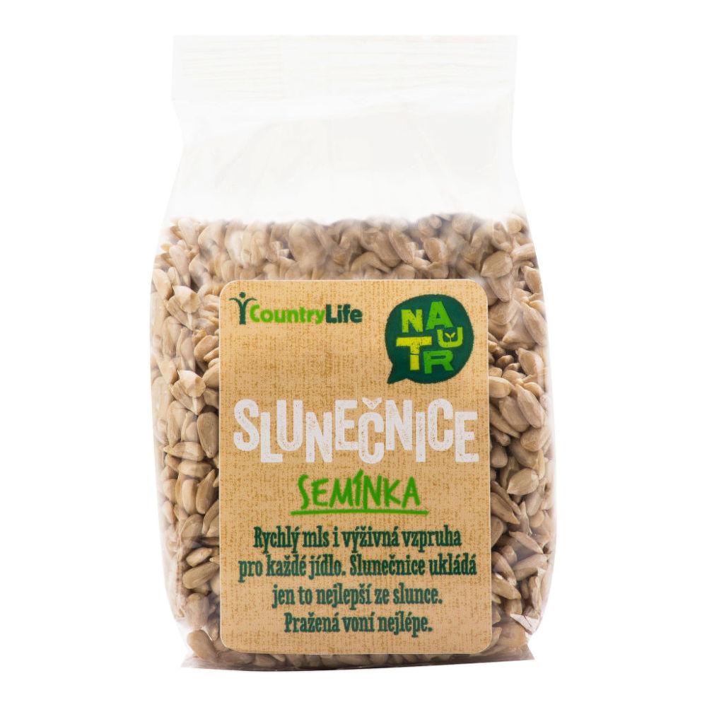Slunečnicová semínka 100 g COUNTRY LIFE