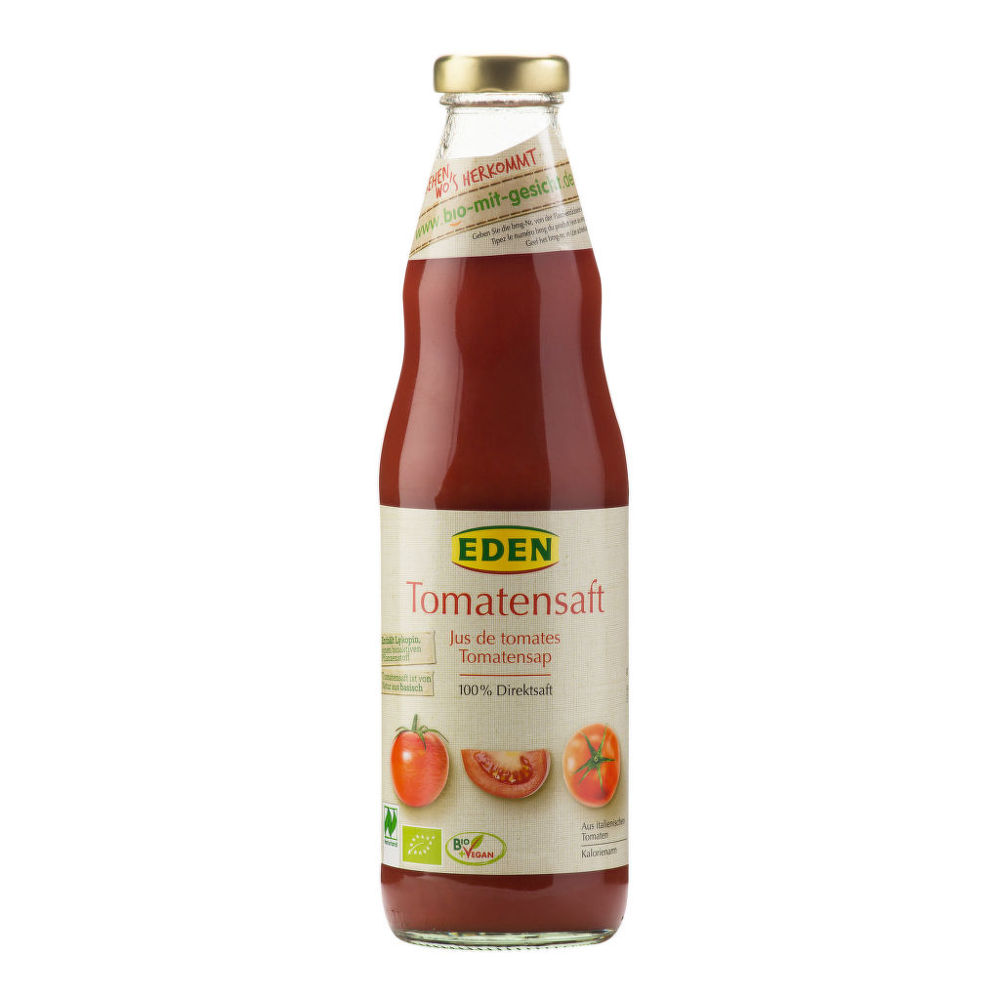 Šťáva rajčatová 750ml BIO   EDEN
