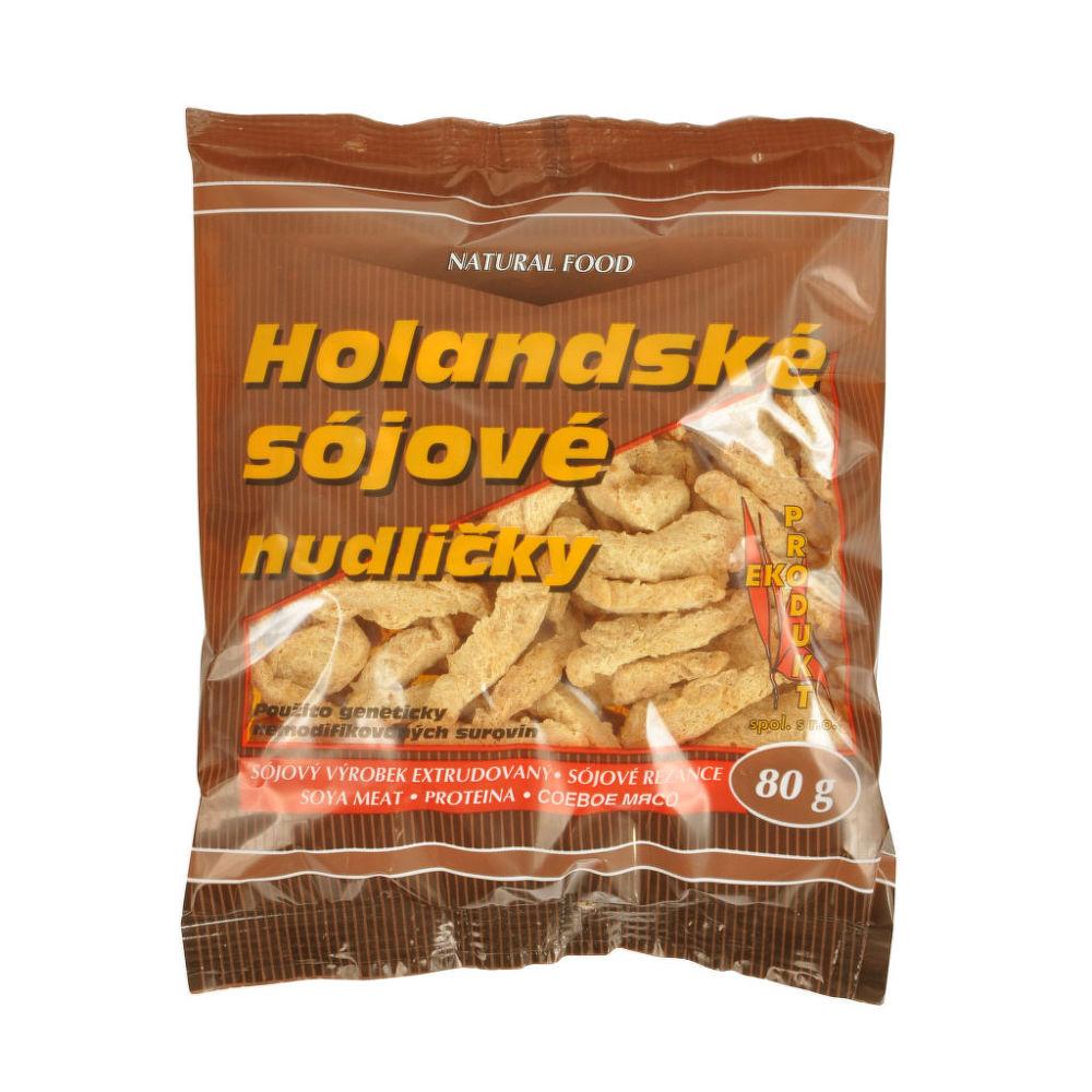 Sójové nudličky 80 g EKOPRODUKT