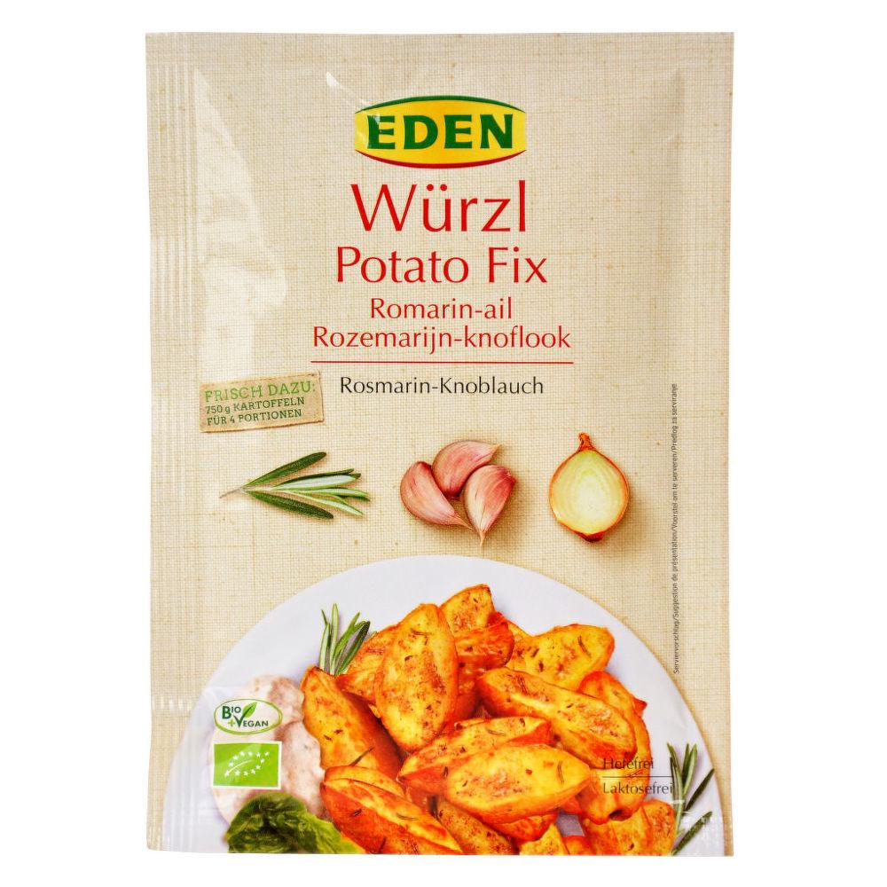 Koření WÜRZL na brambory rozmarýn česnek 35 g BIO EDEN