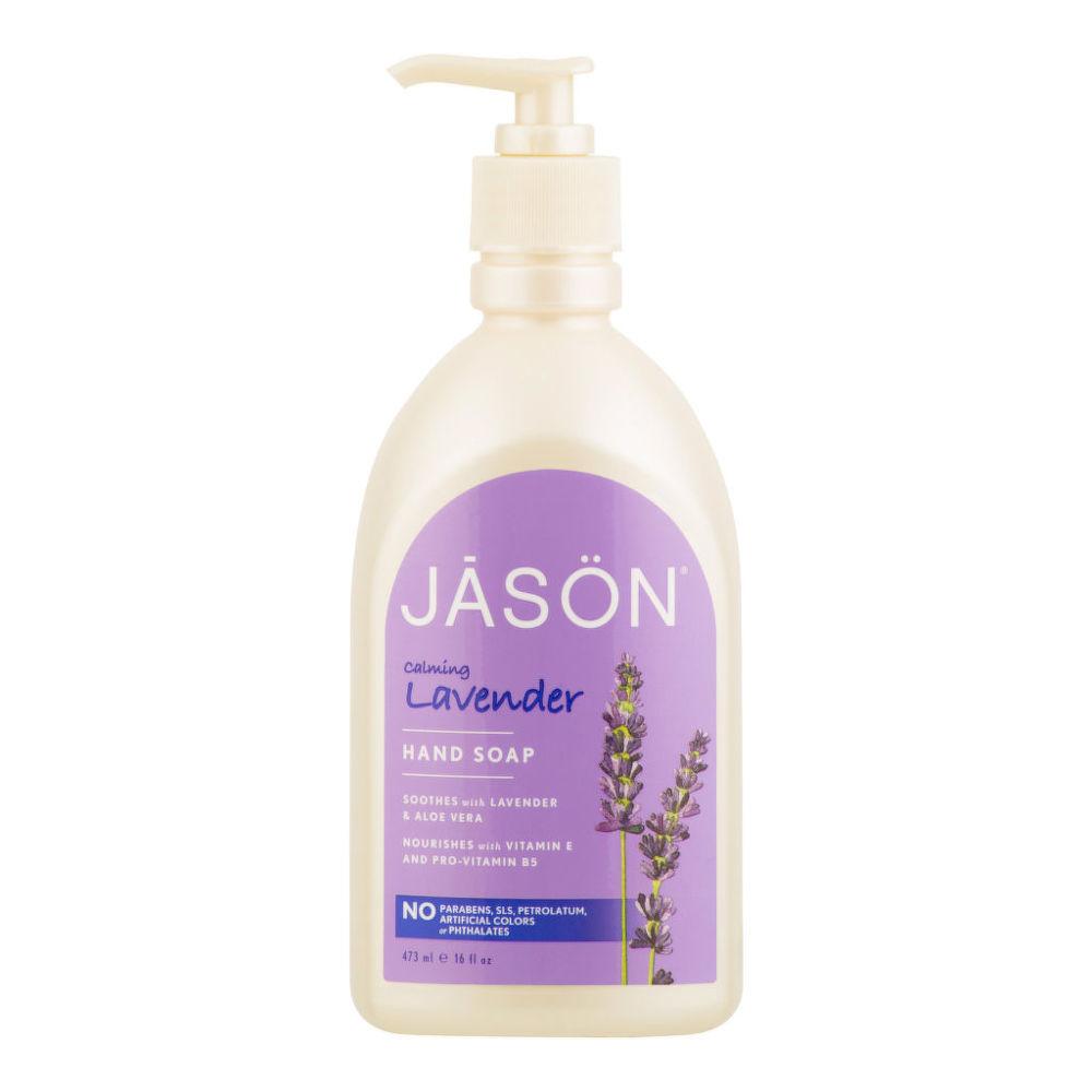 Mýdlo tekuté levandule 473 ml   JASON