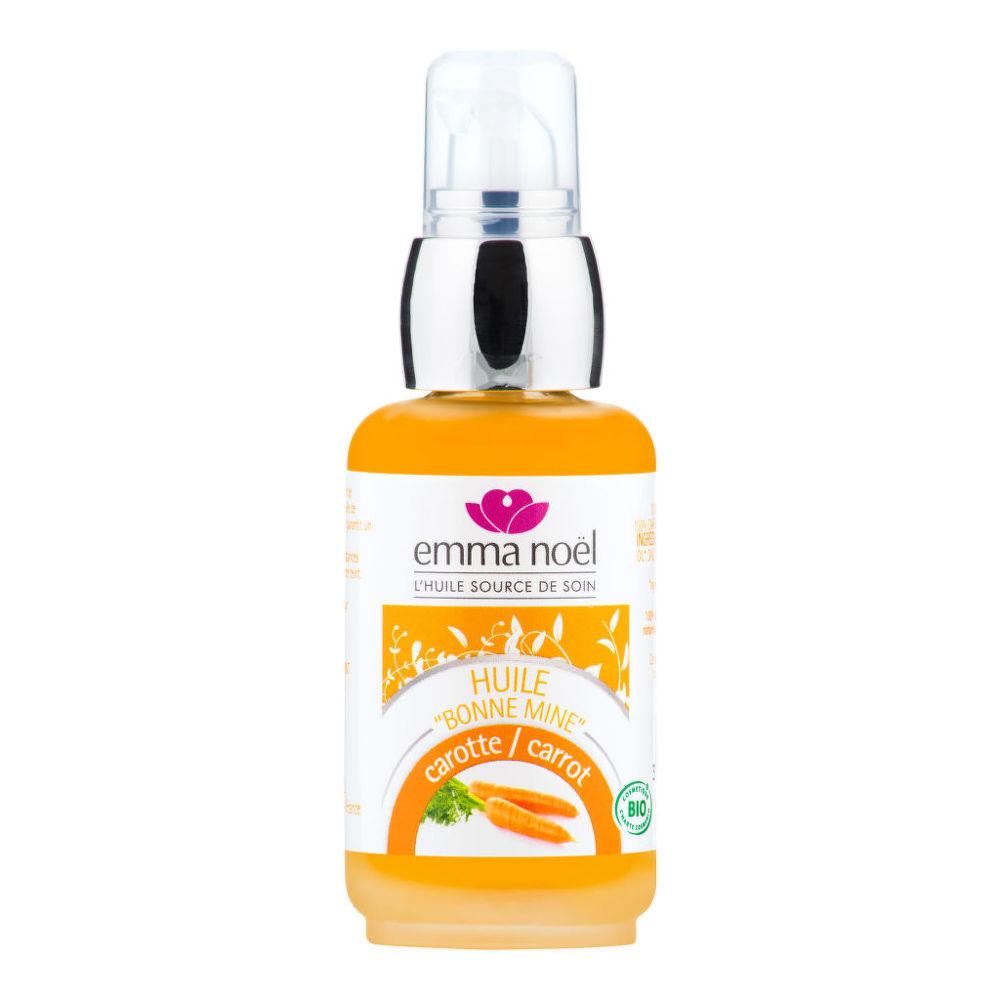 Olej pleťový karotka 50 ml BIO EMMA NOËL