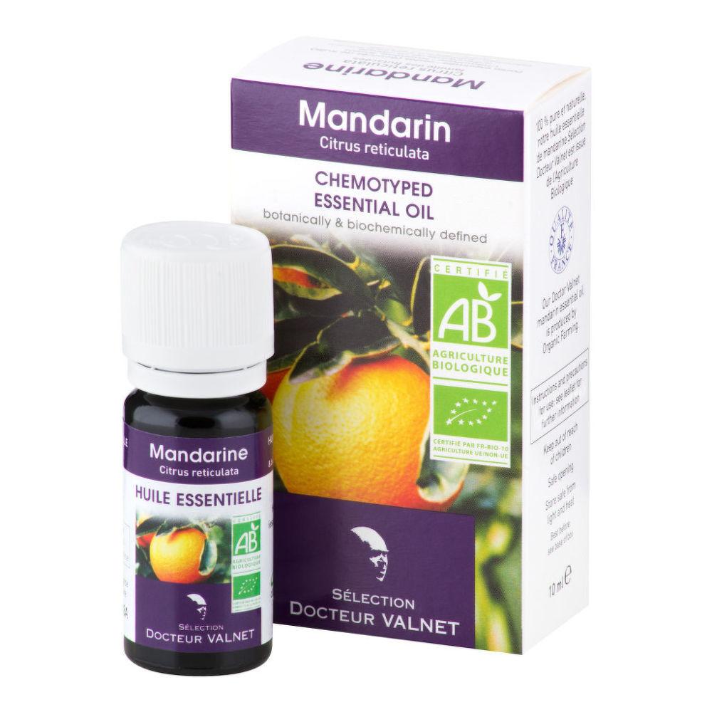 Éterický olej mandarinka 10 ml BIO   COSBIONAT