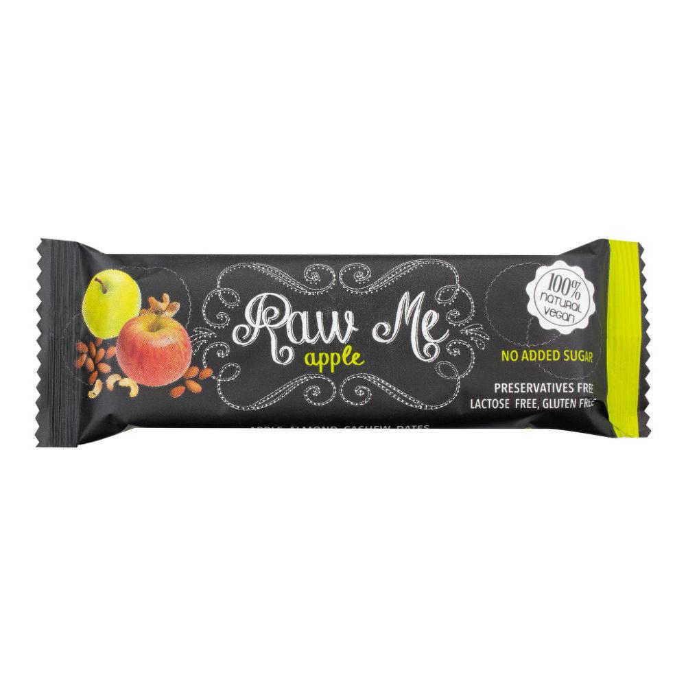 Tyčinka ovocná s příchutí jablka 45g   RAWME