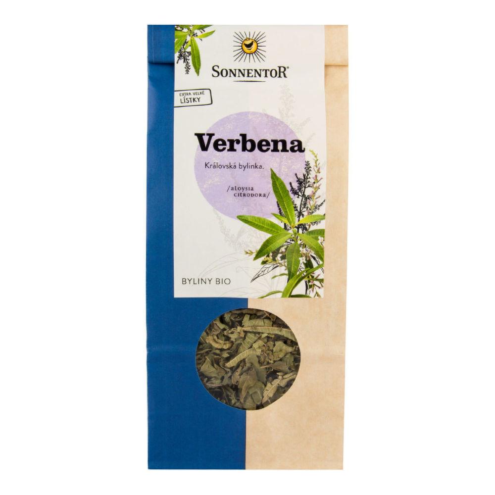Čaj Verbena citronová sypaný 30g BIO   SONNENTOR