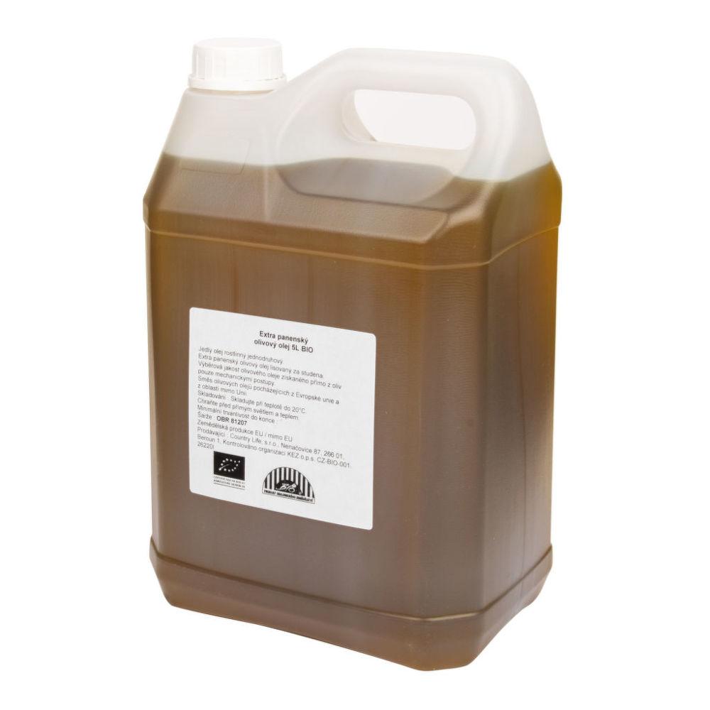 Country Life Olej olivový 5 l BIO