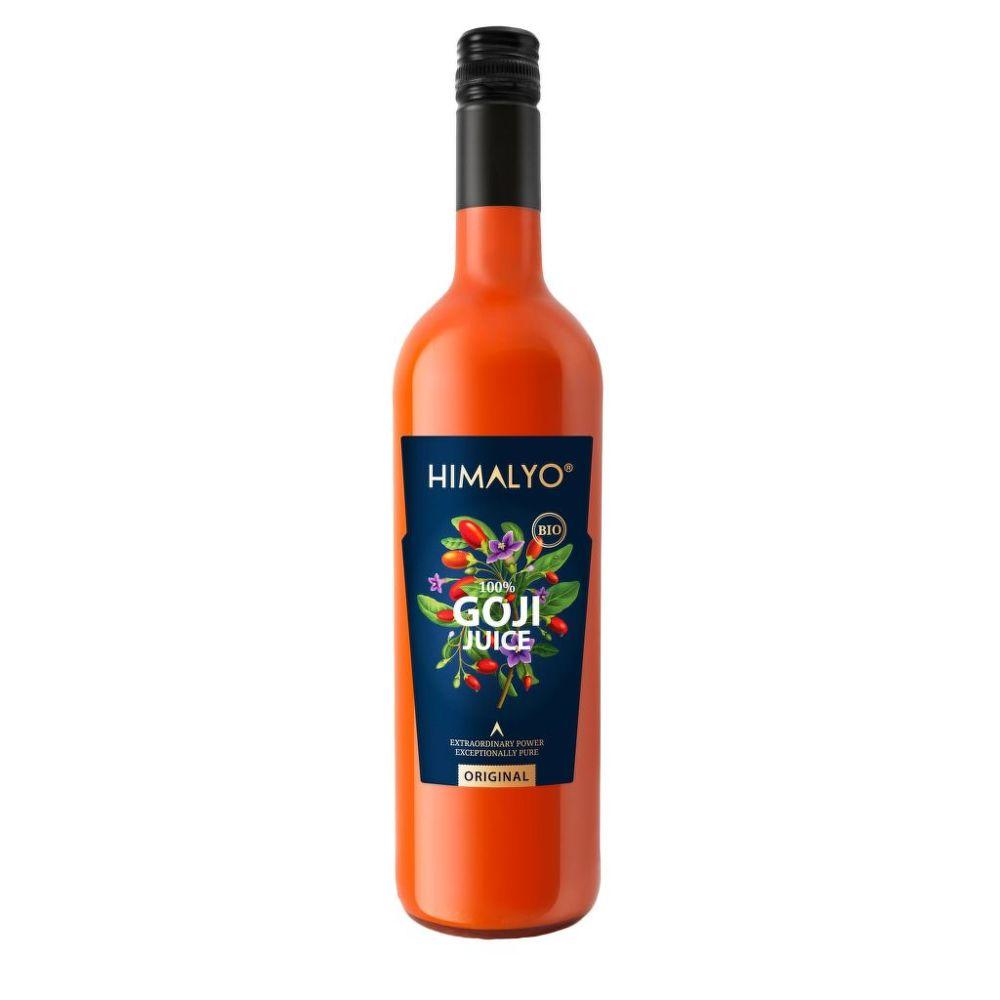 HIMALYO GOJI 100% šťáva 750 ml BIO